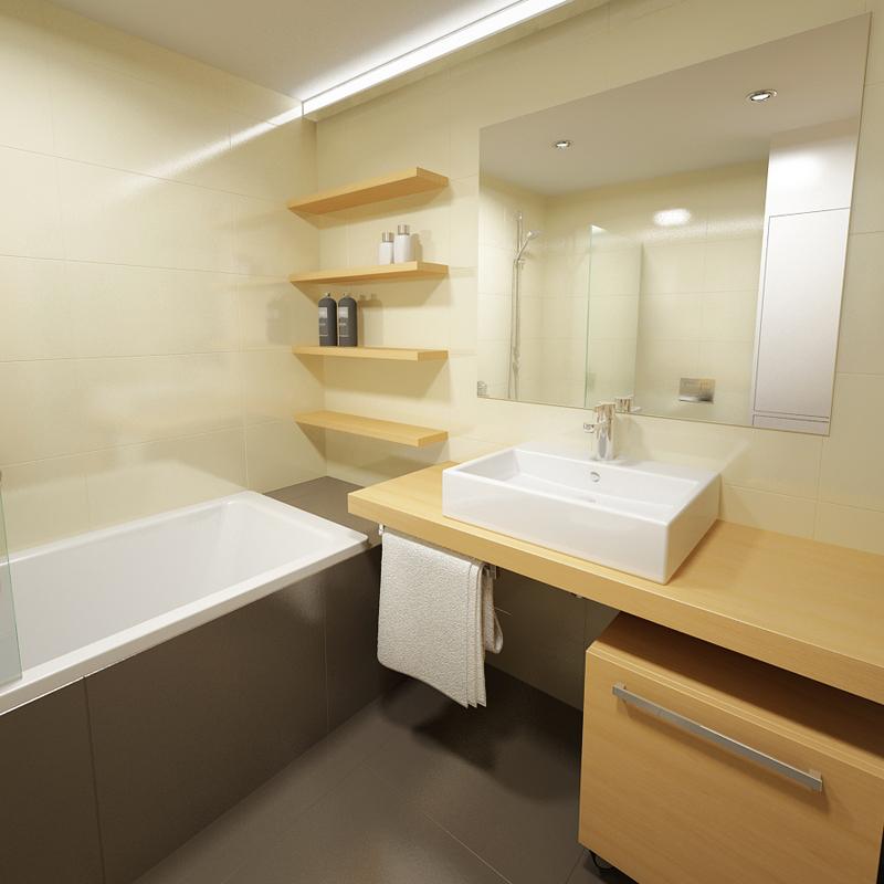 X-Loft bathroom