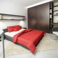 X-Loft bedroom