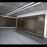 Holmes Place Karlín - concept