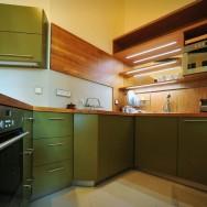 Kitchen design - realization