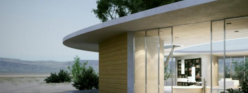 The Secret House - exterior