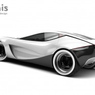 lenis - sports car design