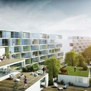 LOVE architecture, Tel-Aviv-Straße, Competition 2012