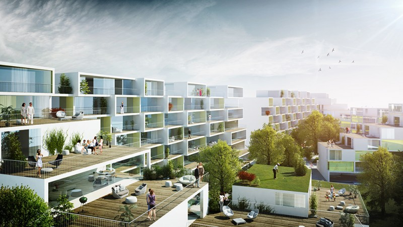 LOVE architecture, Tel-Aviv-Straße, Competition 2012