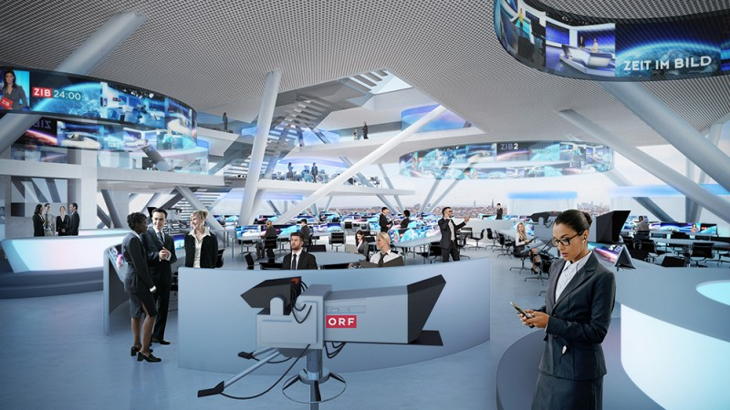 ORF austrian broadcasting