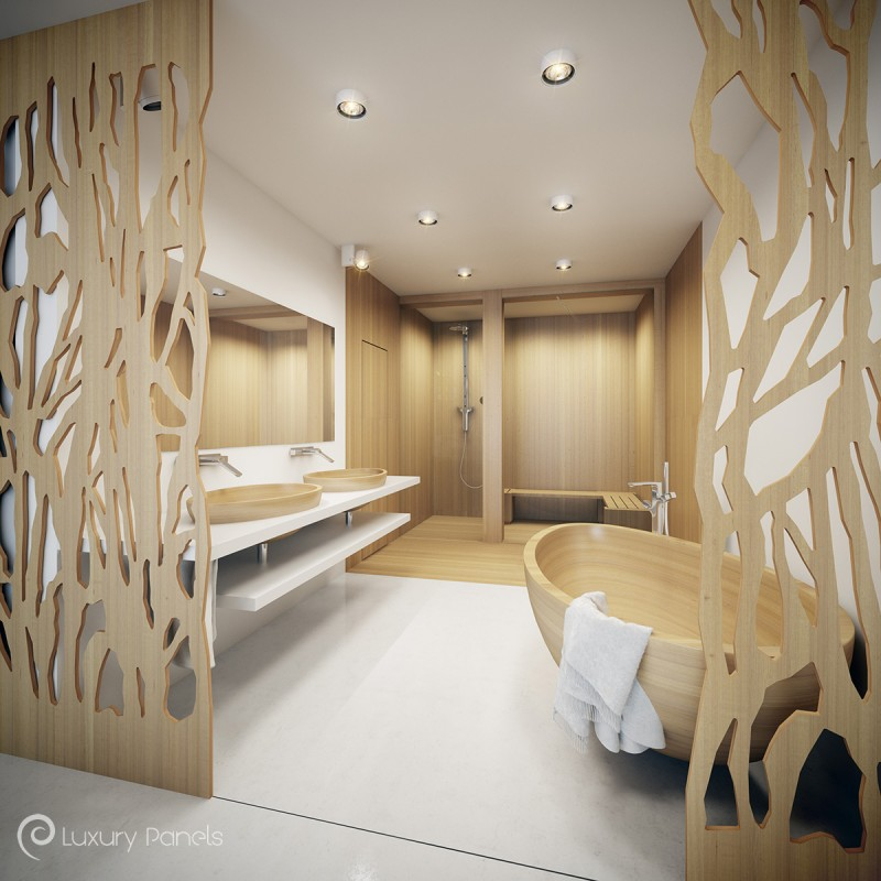 Bathroom Screens