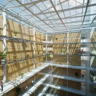 Campus building UJEP